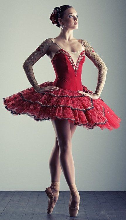 Usually don't love a tutu with sleeves but I LOVE this one.