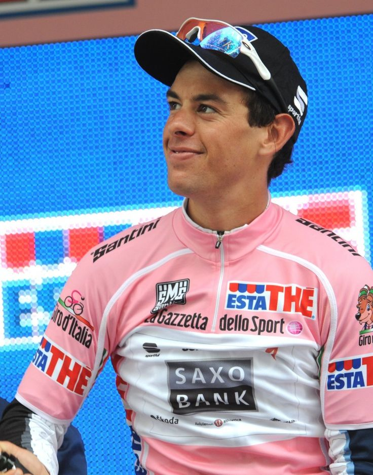 Hadspen 39 s richie porte internationally acclaimed cyclist for Richie porte cyclist