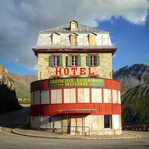 Hotel #Belvedere