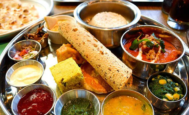 Five Popular Dishes that Actually not #Indian