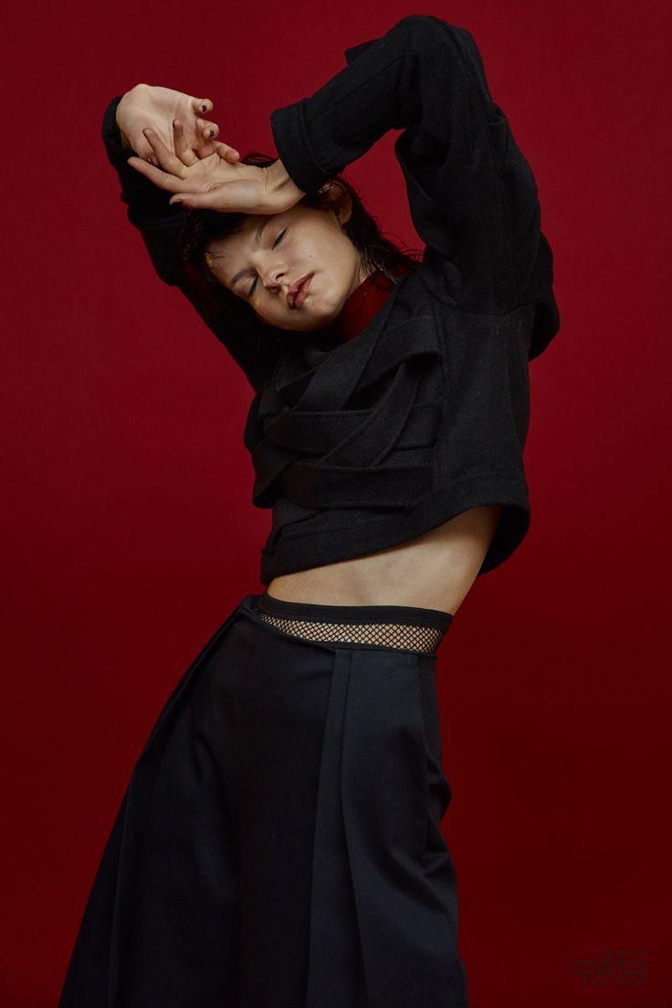 In colours - Fashion Editorial - The Fashion Dose