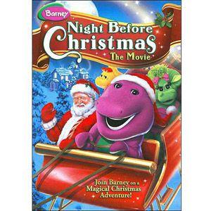Barney: Night Before Christmas - The Movie (Full Frame)