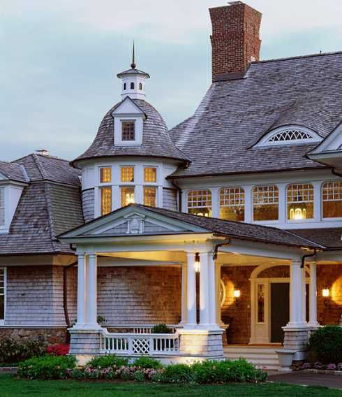 13 best images about eyebrow dormers on pinterest office for Shingle style cottage