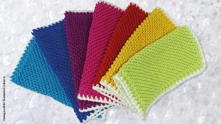 Spültücher sind einfach praktisch und können super schnell und einfach aus Baumwollresten gestrickt werden. Hier kommt unsere Strickanleitung! weiterlesen
