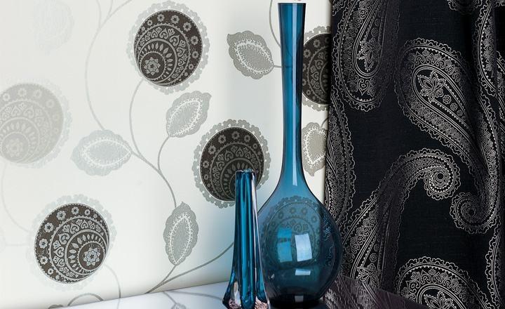 VillaNova fabrics and wallcoverings