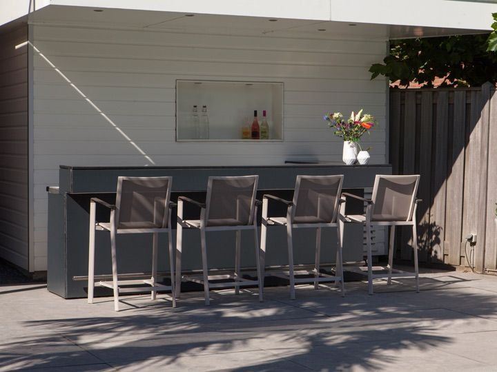 Die besten 25+ Terrassenmöbel set Ideen auf Pinterest - teakholz gartenmobel eleganz funktionalitat