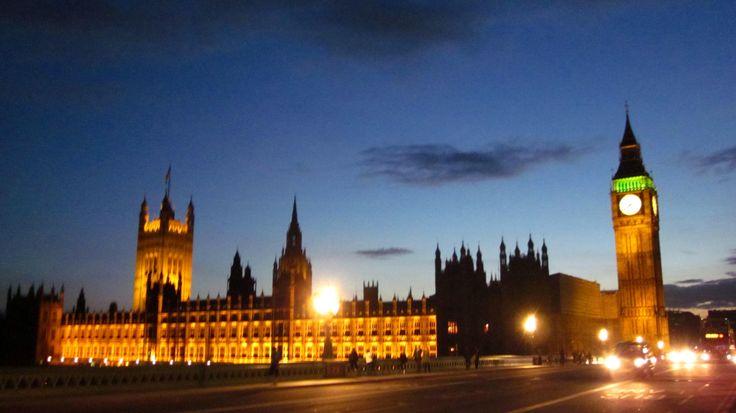 Visited Big Ben in London, England