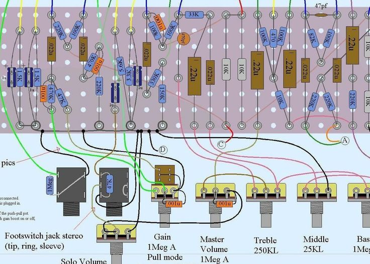 marshall jcm800 wiring diagram marshall tractor wiring