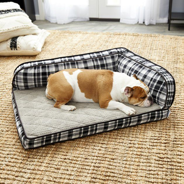 Buy LaZBoy Sadie Orthopedic Bolster Dog Bed w/Removable
