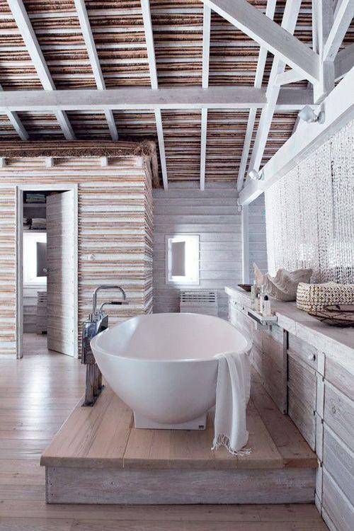 Modern Global Style. Interior. Bathroom. Home. House. Decoration. Decor.