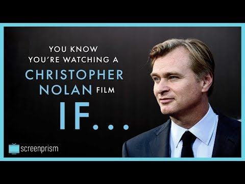 The Elements of a Christopher Nolan Film | Uncrate