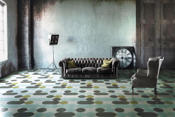 Optical Graphics and Bold Colors Define India Mahdavi's ...