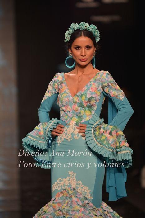 Detalles que marcan la diferencia en un traje de flamenca · Entre Cirios y Volantes by Claudia Alfaro.