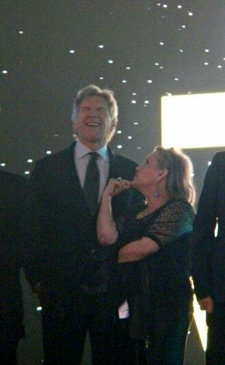 Love. Carrie Fisher Harrison Ford candid