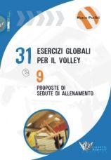 31 esercizi globali per il volley e 9 proposte di sedute d'allenamento. Marco Paolini http://www.calzetti-mariucci.it/shop/prodotti/31-esercizi-globali-per-il-volley-e-9-proposte-di-sedute-dallenamento