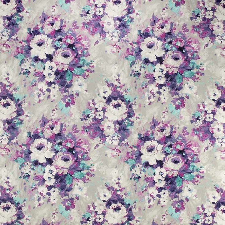 Warwick Fabrics : MONIQUE, Colour ORCHID