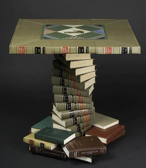 Have all the book, now just have to make it!  Really cool old book idea!