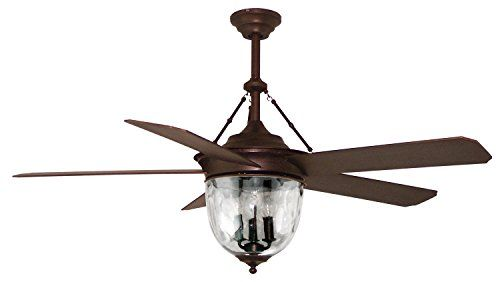 Litex E-KM52ABZ5CMR Knightsbridge Collection 52-Inch Indoor/Outdoor Ceiling Fan with Remote Control, Five Aged Bronze ABS Blades and Single Light Kit with Hammered Glass Litex http://www.amazon.com/dp/B00A8D11QG/ref=cm_sw_r_pi_dp_Bw0hub0JGWTJF