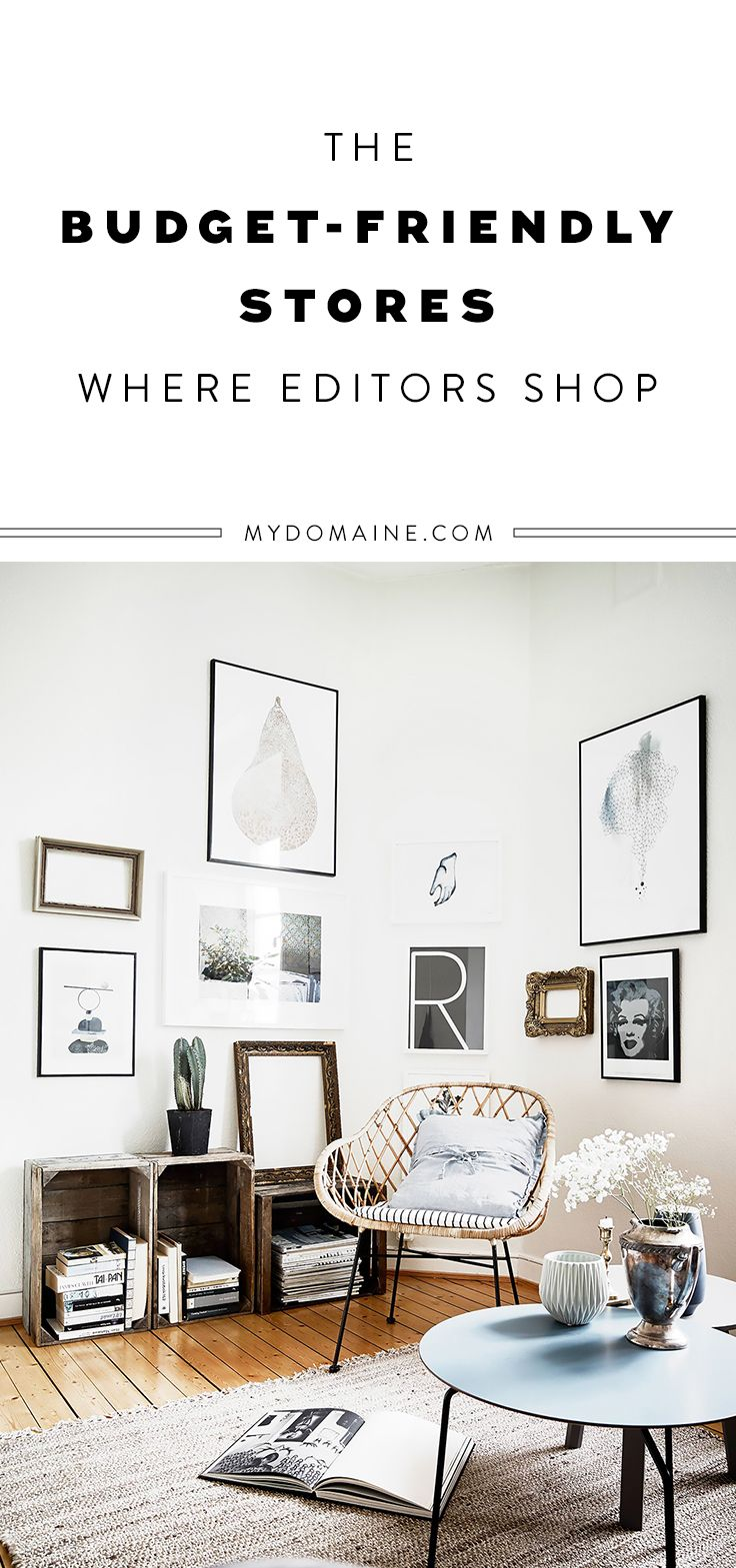Where to shop for affordable décor