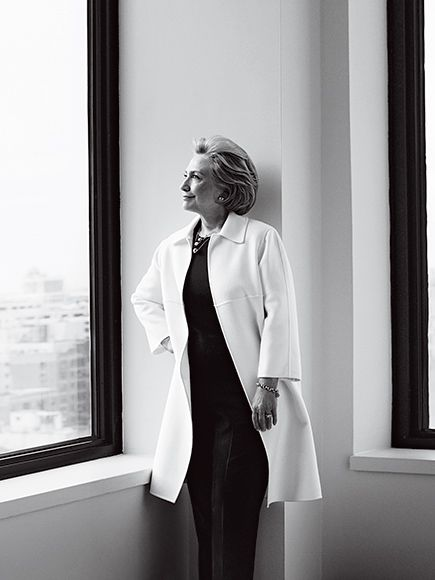 Inside Hillary Clinton's Vogue Photo Shoot with Mario Testino: 'Whatever You Want Me to Do, I'm Good,' She Told Photographer http://www.people.com/article/hillary-clinton-vogue-photo-shoot-mario-testino