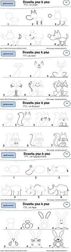 Уроки рисования - Поделки с детьми   Деткиподелки