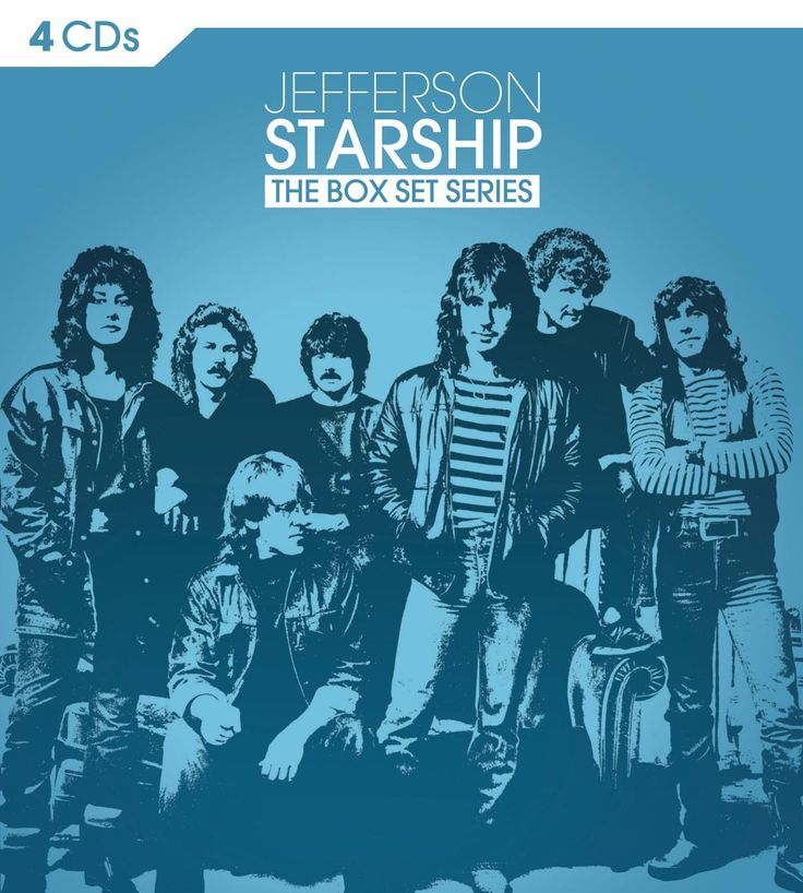 Jefferson Starship - The Box Set Series: Jefferson Starship