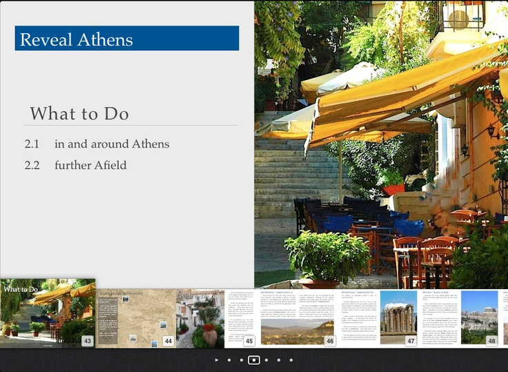Reveal Athens - What to Do