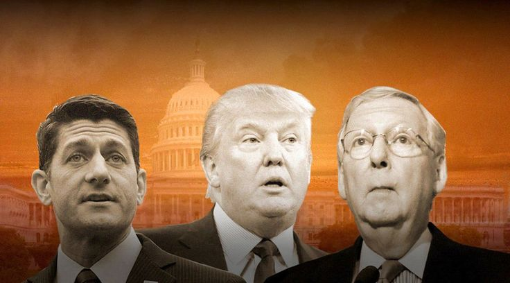 Republicans' Obamacare repeal drive has revealed a political system where words have no meaning