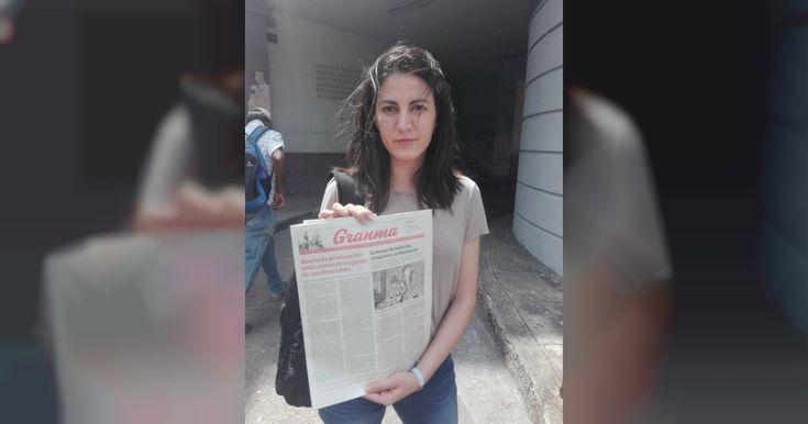 Rosa María Payá solicita al Granma el derecho a réplica – The Bosch's Blog