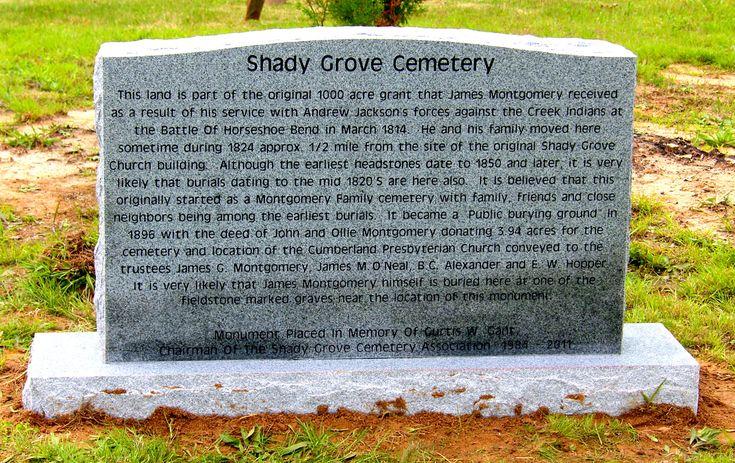 Shady Grove Cemetery 02 Shady grove, Shady, Cemetery