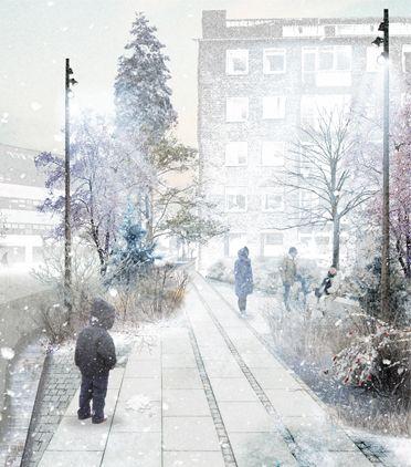 Sla :: Bryggervangen and Skt. Kjelds Plads