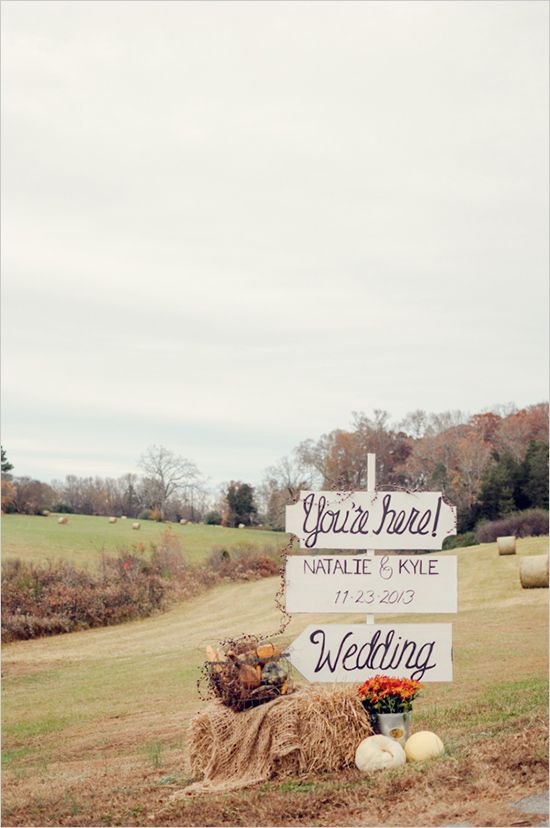 What I'm Lovin' Tuesday --->  When the time comes, it would be a dream come true being married on the family farm. While I'm a traditionalist, this would be absolutely beautiful. (May 13)