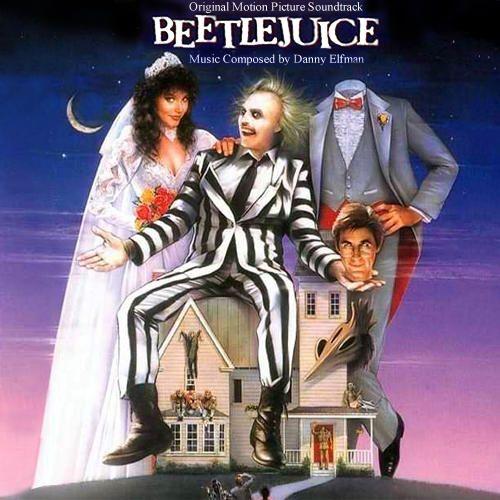 Beetlejuice Danny Elfman