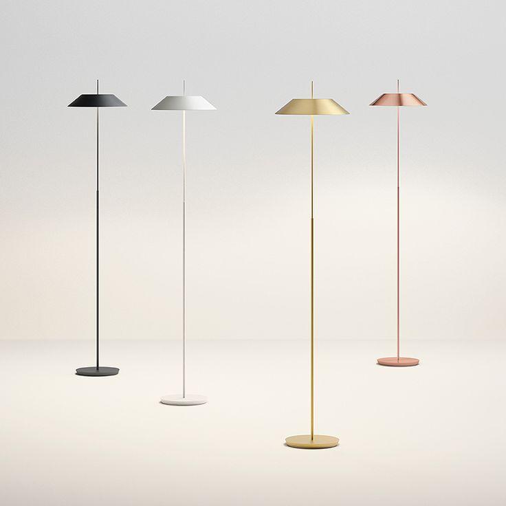 MAYFAIR - Floor Lamps-Floor | Vibia
