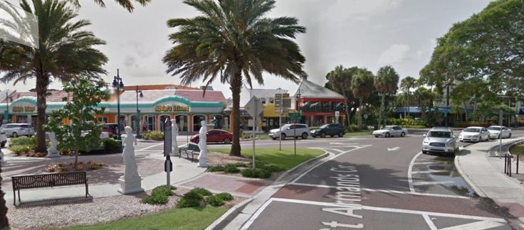 St. Armonds circle in Sarasota is a must see on your Florida Gulf Coast Vacation.  Shop unique apparel, and specialty boutiques as well as day spas, exquisite dining, and confections and gifts. Art galleries, night life and many area activites to enjoy.