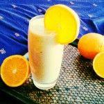 Chia sinaasappel smoothie; een snel superfood recept
