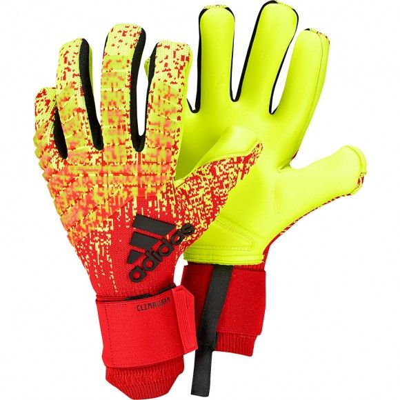 the best classic fit half price adidas PREDATOR CLIMAWARM | Adidas predator, Football gloves ...