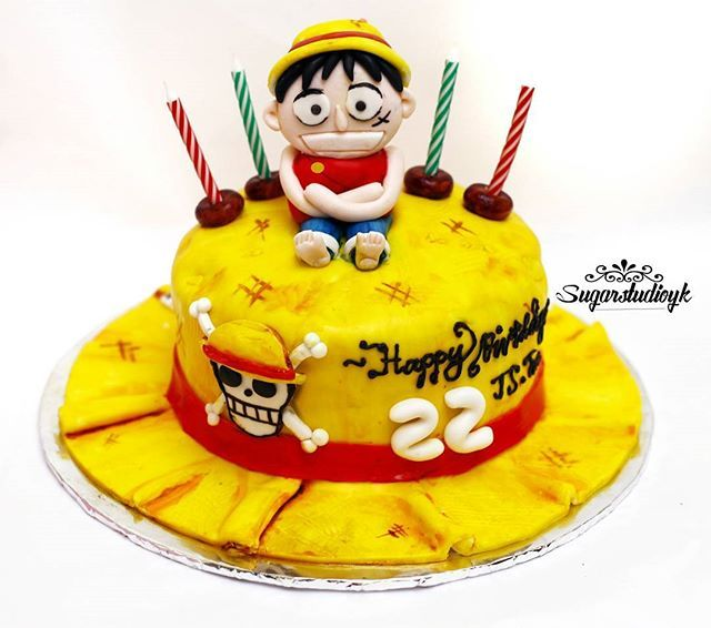 Onepiece cake