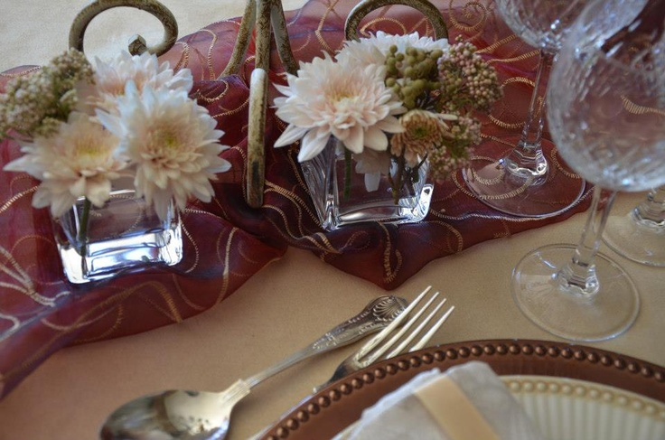 Change the Setting by Cecile's Flowers and Events   / 6