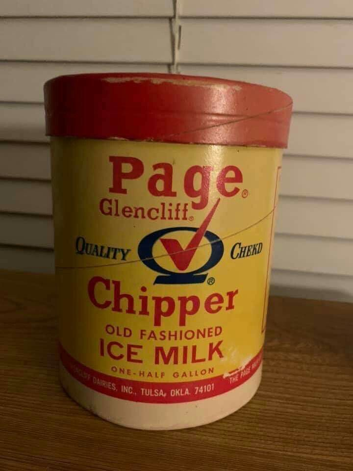 Pin By Ange Edmounds Harrison On Reminds Me Of My Childhood Ice Milk Tulsa Food Dairy Milk