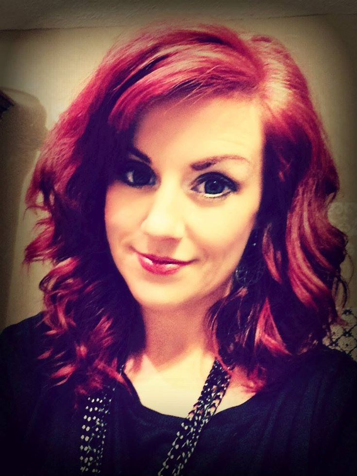Ion Color Brilliance Medium Intense Red Blonde Hair