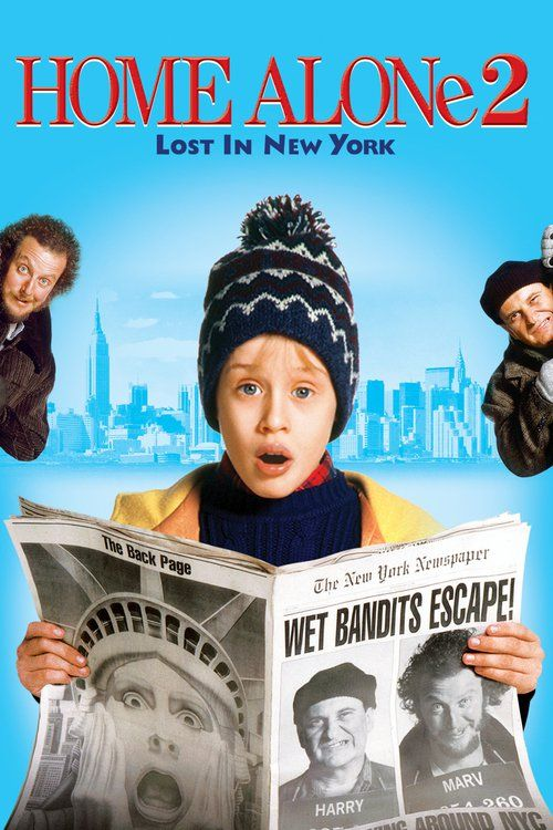 Watch Home Alone 2: Lost in New York (1992) Full Movie Online Free