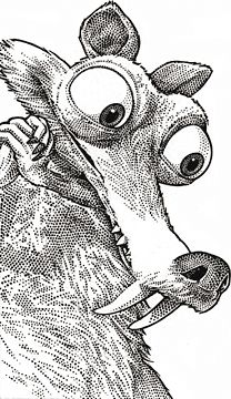 Wall Street Journal Hedcuts by Randy Glass