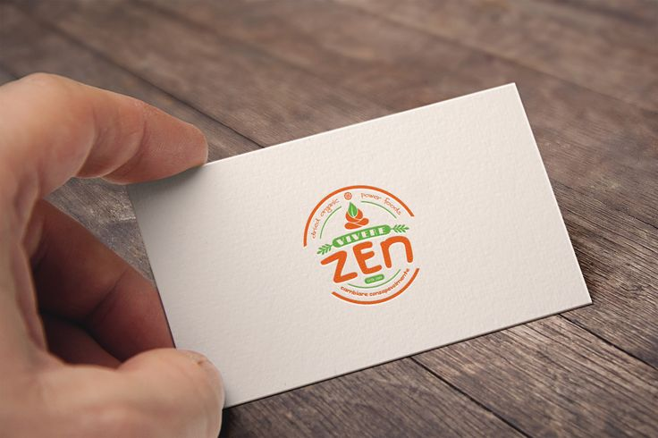 the new logo concept of www.viverezen.org