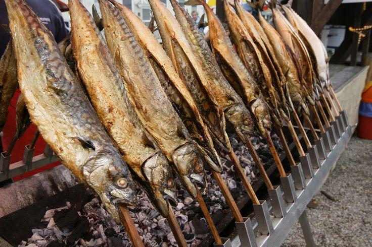 """Steckerlfisch « Hansi's Fischerei """""""