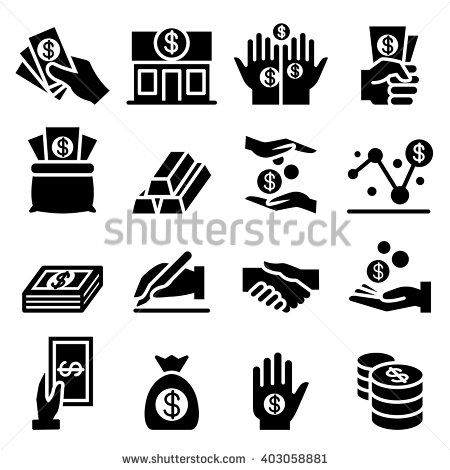 Money & Asset icon