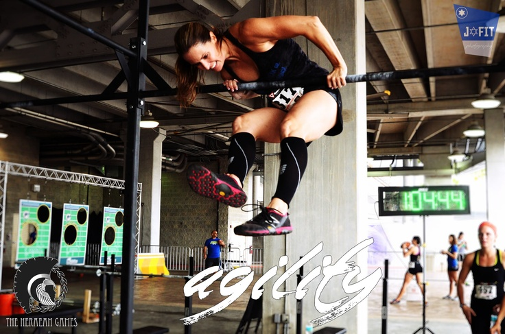 Heraean Games Women's CrossFit Competition Miami, FL