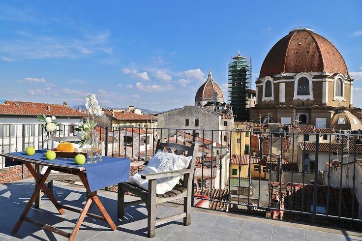 Sant'Antonino apartment, Florence, Italy.