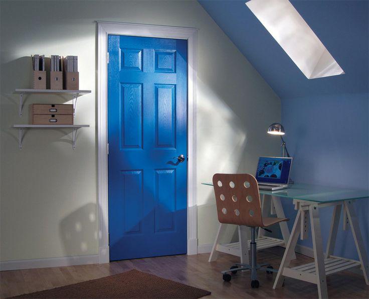 Six-Panel Doors One of the most common door styles is the six-panel & 247 best DOOR STYLES images on Pinterest | Doors Windows and ... Pezcame.Com