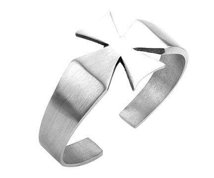 Iron Cross Pewter Cuff Bracelet Dan Jewelers. $17.87. Dan Jewelers has tens of thousands of positive feedbacks across the internet.. Does not tarnish. Hypoallergenic. Satisfaction guaranteed.. Good value. Save 28% Off!